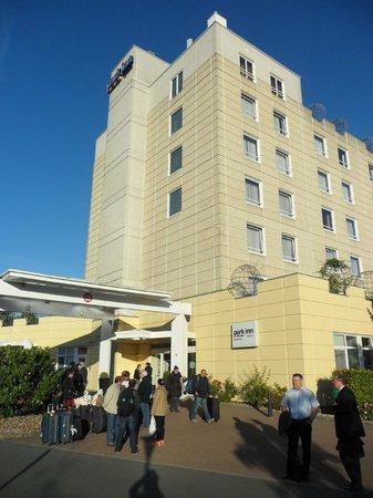 Mercure Hotel Hannover Oldenburger Allee: Frente
