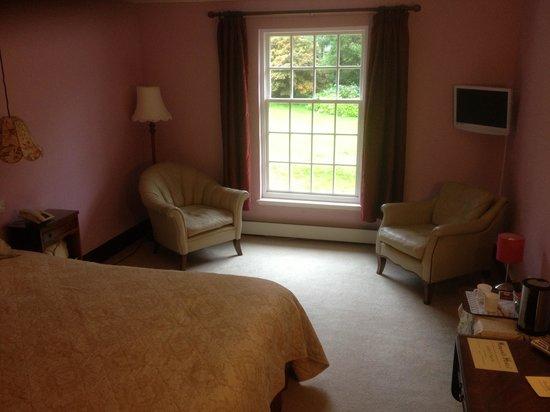 Knipoch Hotel: Bedroom no.18