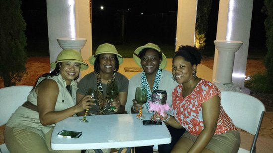 Haak Vineyards and Winery, Inc.: Safari Theme