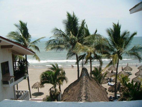 Hotel Villa Varadero: Vista desde la habitacion suite torre 2