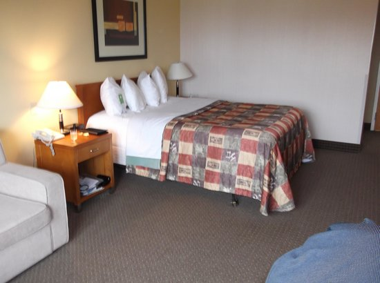 Best Western Plus Moncton : Chambre lit king-Moncton