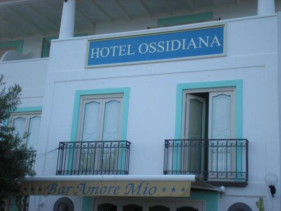 Hotel Ossidiana Stromboli: Hotel