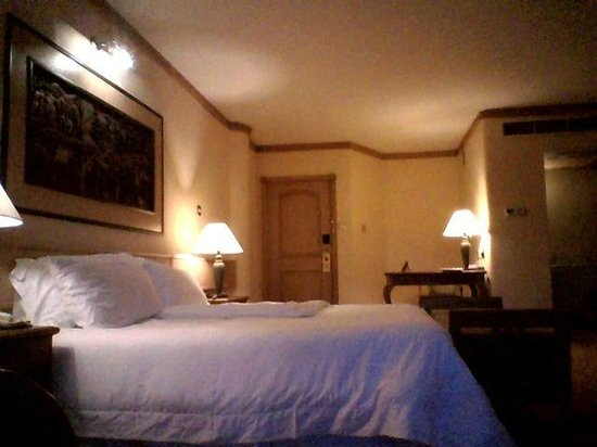 Golf Course Hotel: Room on 2nd florr