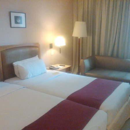 Royale Chulan Bukit Bintang: Twin bed