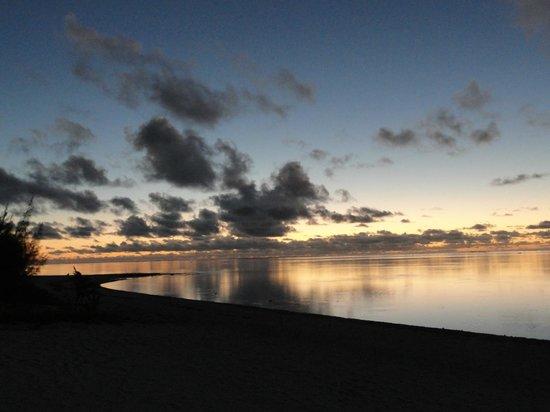 Etu Moana: sunset 1