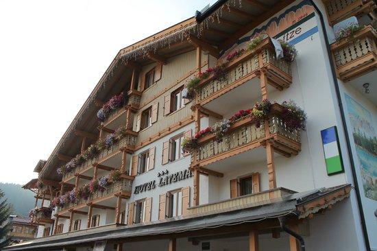 Berg Hotel Latemar Spitze: esterno