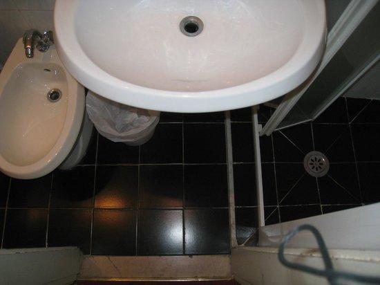 Hotel La Gioconda : Salle de bains