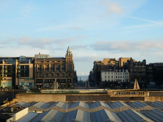 St. Christopher's Inn Edinburgh: View