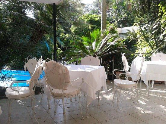 Reginna Palace Hotel: Breakfast