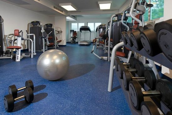 Ocean Two Resort & Residences: Fitness Centre
