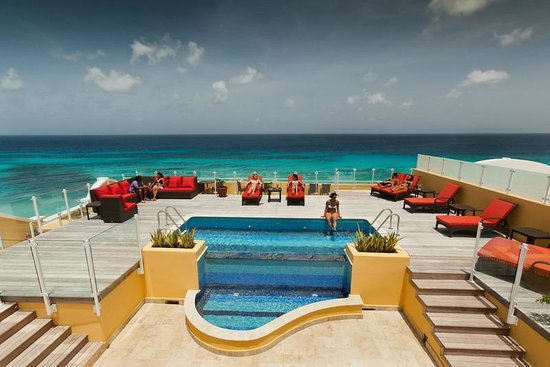 Ocean Two Resort & Residences: Rooftop Patio & Plunge Pool - Adults Only Area