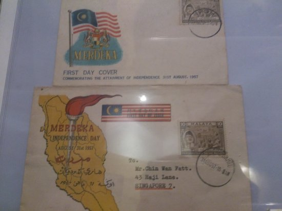 Chinese Heritage Museum: stamp