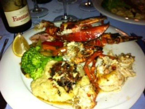 Restaurante Savantry: Lobster - delicious