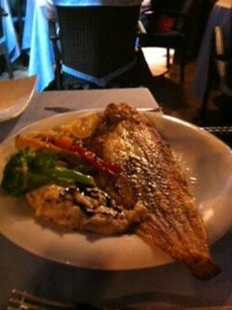 Restaurante Savantry: Almost too big for the plate