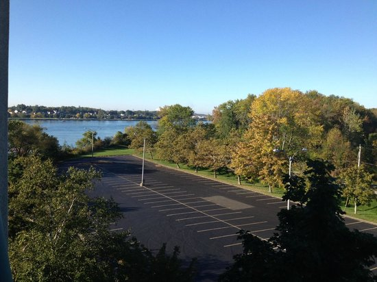 Radisson Hotel Niagara Falls - Grand Island: View from balcony