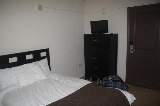 Casa Loma Hotel: Zimmer