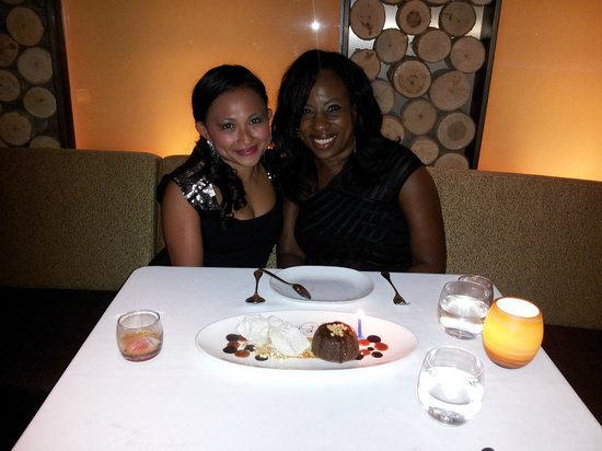 Gotham Steak - Fontainebleau Miami Beach: Birthday Dinner