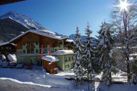 Appartement Viehhauser: Haus Winter
