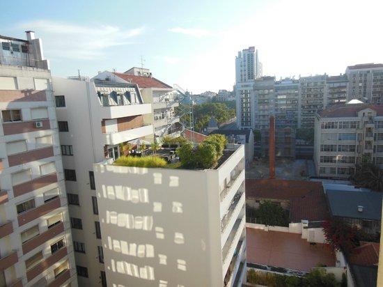 Turim Iberia Hotel: Vista do quarto 907