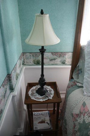 Sally Webster Inn: Bedroom
