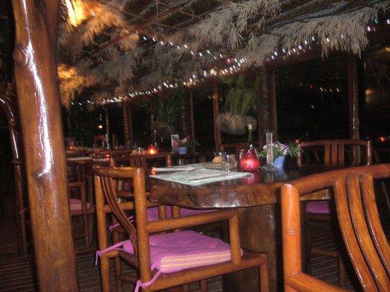 Mauarii : Le restaurant