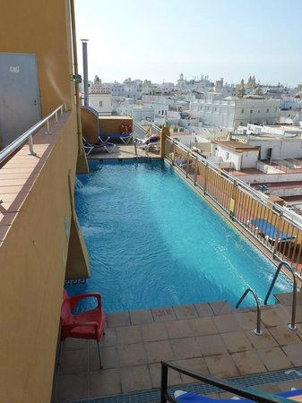 Senator Cadiz Spa Hotel : Pool