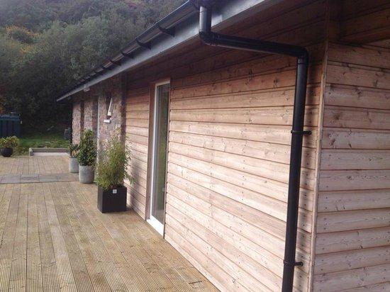 Aspen Lodge Bed & Breakfast: Side of room