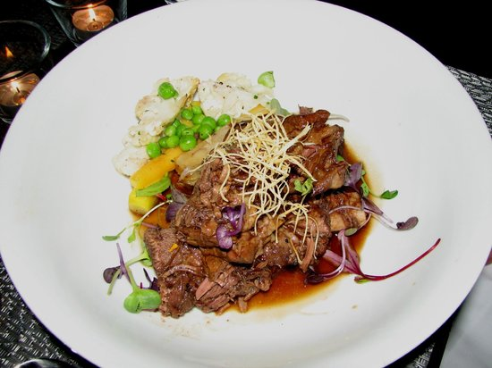 Painters Hall Bistro: Braised Beef Short Rib entree
