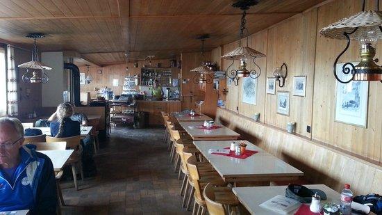 Berghotel Faulhorn: Dining Room - Faulhorn