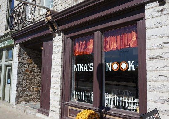 Nika's Nook Restaurant