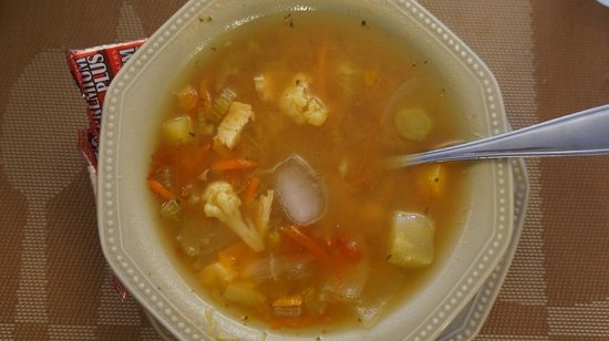 Nika's Nook: Chicken Vegetable Soup