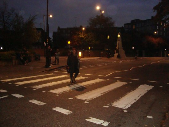 Abbey Road: É um sonho!!!