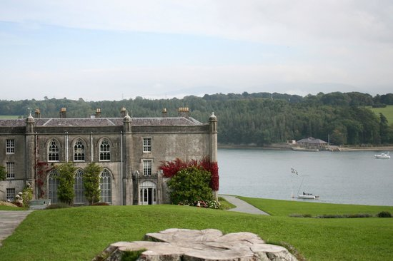 Plas Newydd Country House and Gardens: A lovely September day