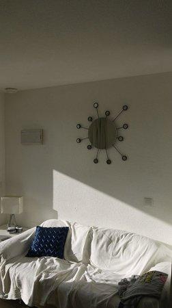 Terrazas: Living area
