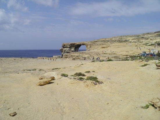 Blue Hole: Dwejra Bay - Azure Window