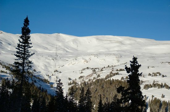 Loveland Ski Area : The Ridge