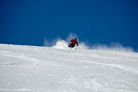 Loveland Ski Area : Powder day at the Love