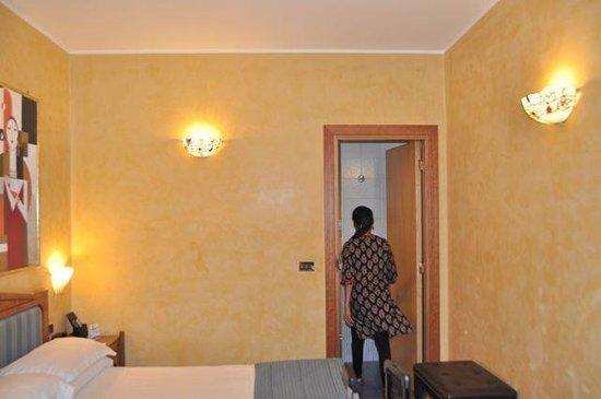 โรงแรมเบสท์เวสเทิร์น อาร์ตเดโก: Artdeco-Bedroom