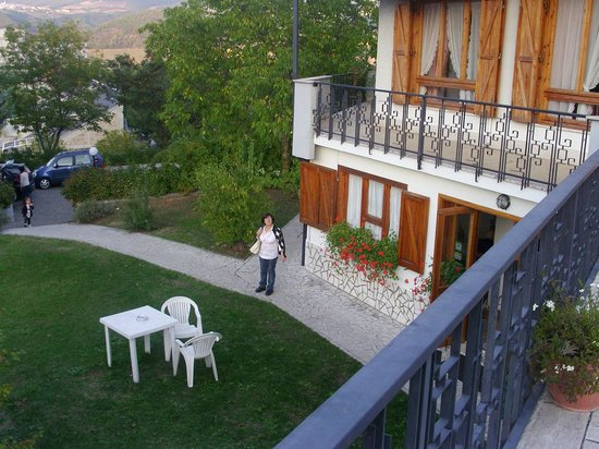 Hotel Villa Stella: visto hotel