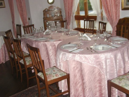 Hotel Villa Stella: sala pranzo