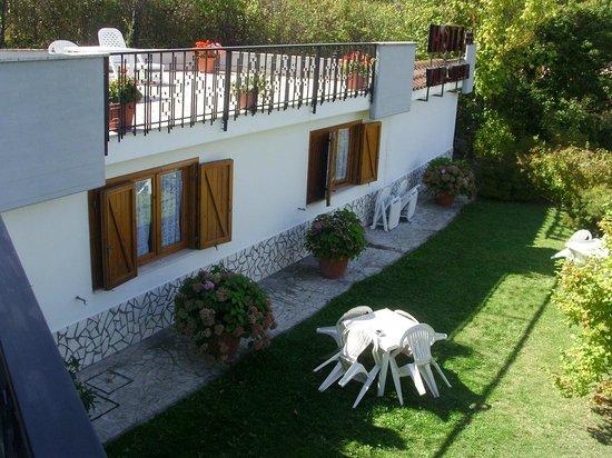 Hotel Villa Stella: vista hotel