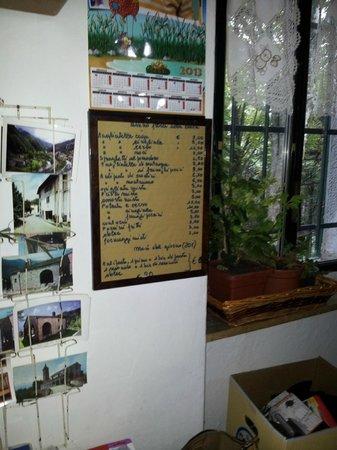Tonelli Design Listino Prezzi.Listino Prezzi Rifugio Montecavallo Picture Of Rifugio Monte