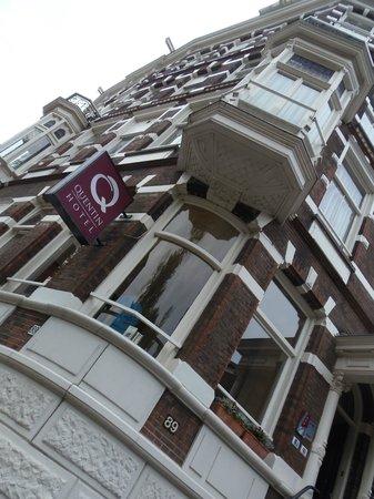 Quentin Amsterdam Hotel: HOTEL