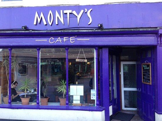 写真Monty's Cafe and Coffee Shop枚
