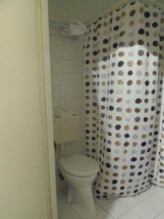 Quentin Amsterdam Hotel: bagno
