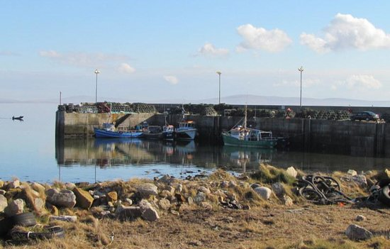 Leim Siar Bed and Breakfast : Blacksod Harbour