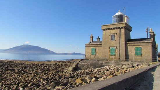 Leim Siar Bed and Breakfast: Blacksod Lighthouse