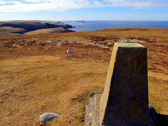 Leim Siar Bed and Breakfast : Wild Atlantic Trail Erris Head