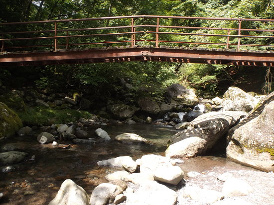 Kawamata Higashi Canyon Shizen Kansatsuen: 1