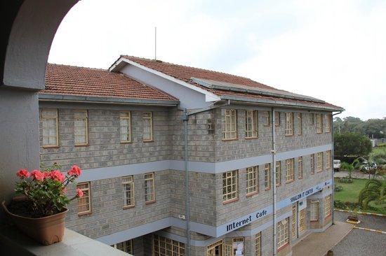 Shalom House : Vista dalla stanza